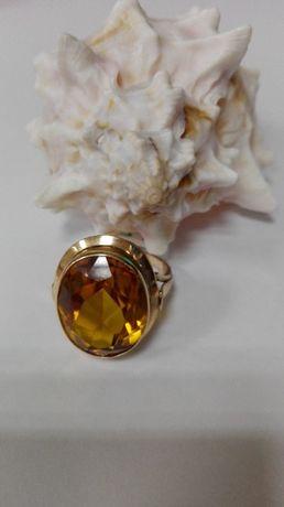Piękny stary pierścionek, próby 585, rozm. 20