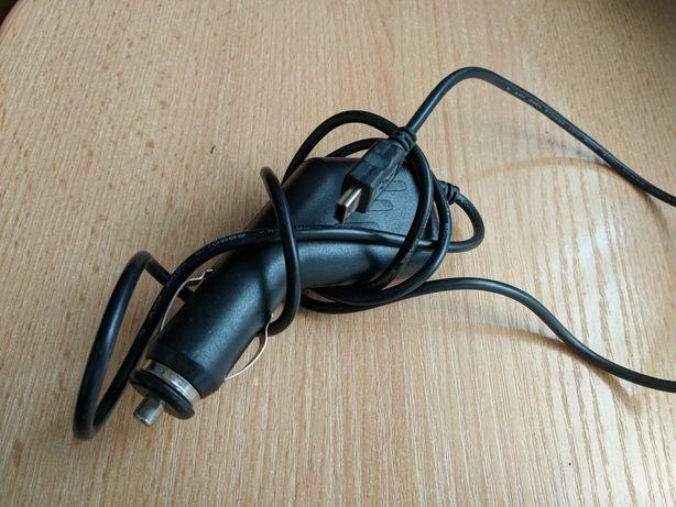 Ładowarka samochodowa Manta USB mini B