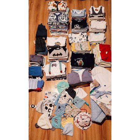 Mega PAKA ubrań dla chłopca 56, 62 , 68 f&f, h&m, primark,