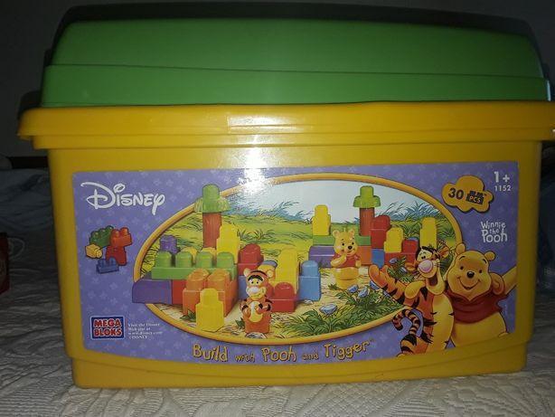 Caixa lego Winnie the Pooh