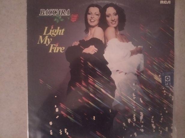 Vinyl BACCARA Light My Fire, RCA 1978 1PRESS Sweden