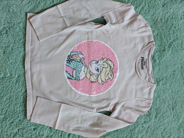 Bluzeczka dziewczęca Frozen 140