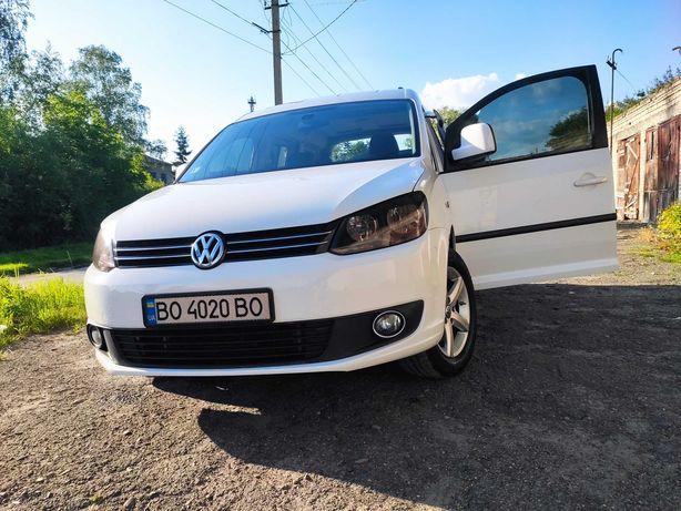 Volkswagen Caddy пасс. Comfortline 110kw 7МІСЦЬ