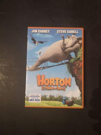 DVD | Horton e o Mundo dos Quem!