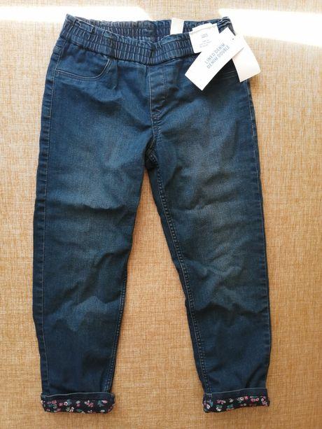 Джегинсы джинсы HM 8-9 лет 134 см
