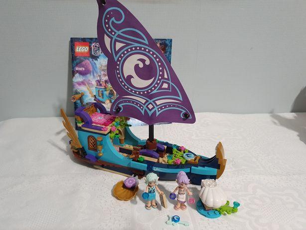 Оригинал LEGO Elves 41073 Корабль Наиды