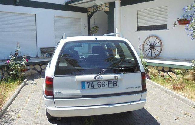 Opel Astra 1.7 TD Sport ( Isuzu)