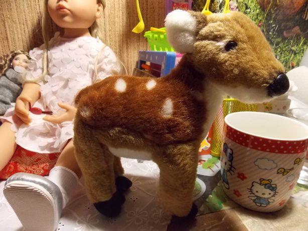 Мягкая игрушка оленёнок М'яка іграшка Оленятко