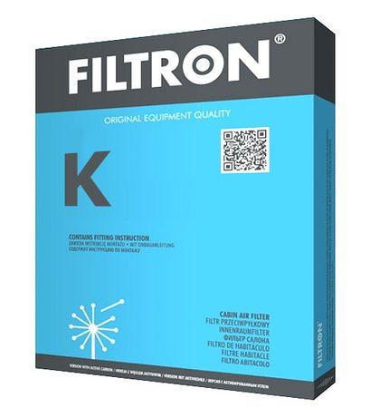 Filtr kabinowy filtron K1106 Mercedes C CLC CLK