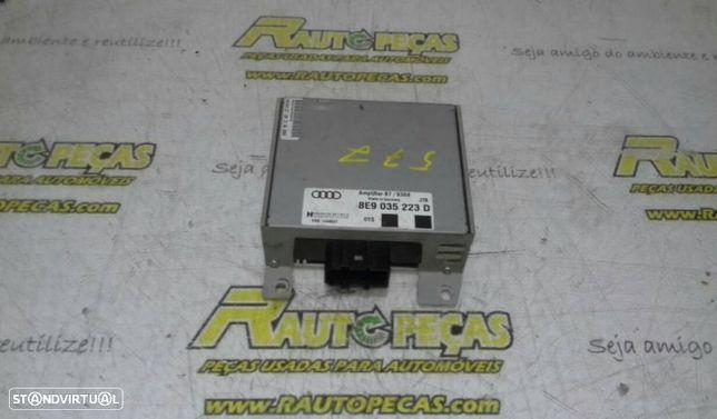 Amplificador Audi A4 Avant (8Ed, B7)