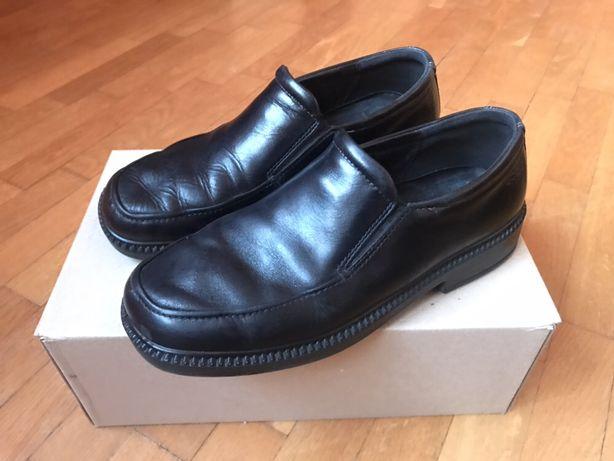 Туфли кожаные Ecco для мальчика 39р