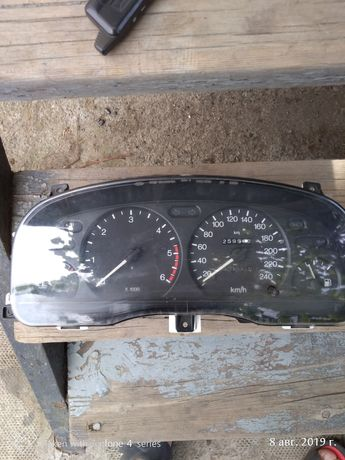 Панель приборов форд мондео мк2.