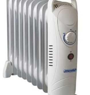 Масляный Электроконвектор Mesko MS 7805 1000W  -  уют в вашем доме