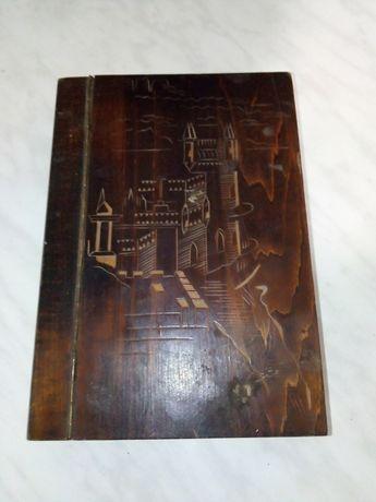 Продам книга шкатулка (ручная робота)
