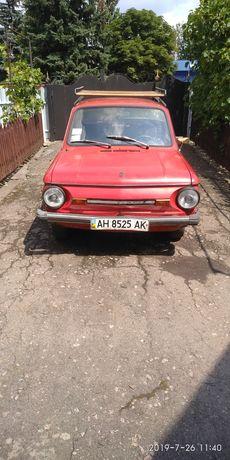 Продам автомобиль ЗАЗ 968 М