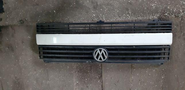Grill atrapa VW Volkswagen Transporter T4 biały migacz kierunkowskaz
