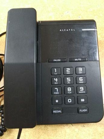 Телефон Alkatel,стационарный,б/у,отличное состояние