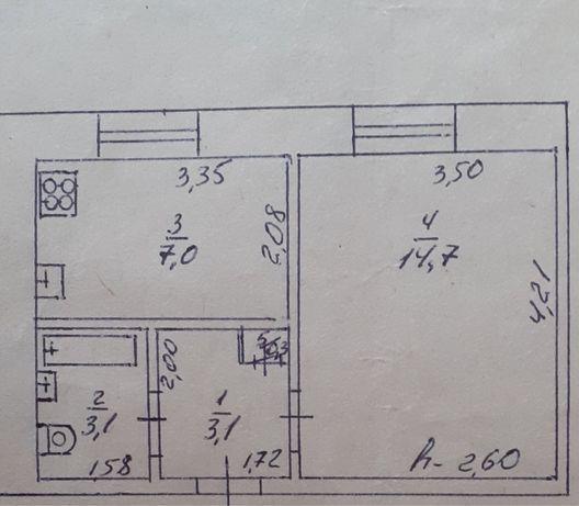 Продам 1 квартиру , Курский мкрн