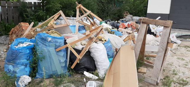 Вывоз мусора уборка чистка дворов.