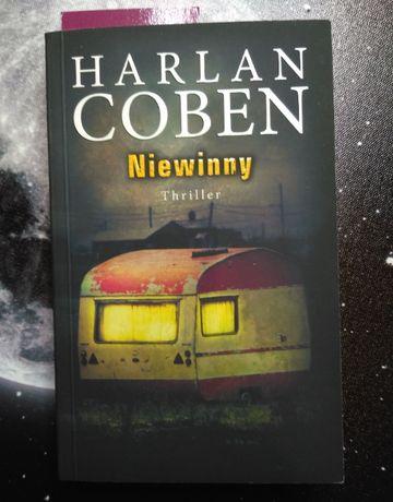 Niewinny HARLAN COBEN książka thriller