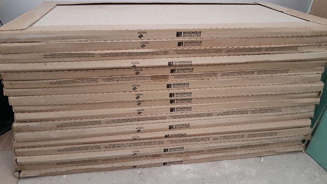 14m2 Płytki nowe 34 sztuk podłogowe niemieckie 45x90