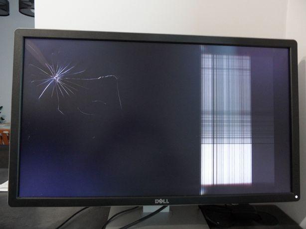 Monitor DEEL - uszkodzony na części