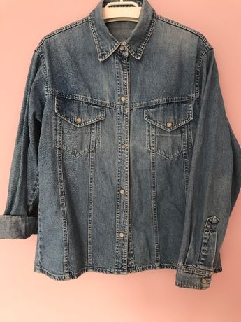 Katana, koszula jeansowa r. 44
