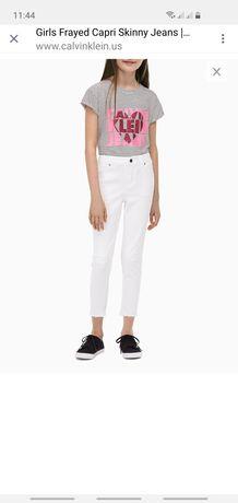 Джинсы Капри Calvin Klein Jeans