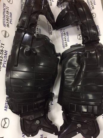 Ниссан Рог 2014-2019 защита подкрылок накладка решетка  Rogue (USA/EU)