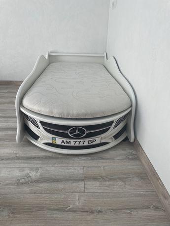 Кровать машинка, ліжко машинка