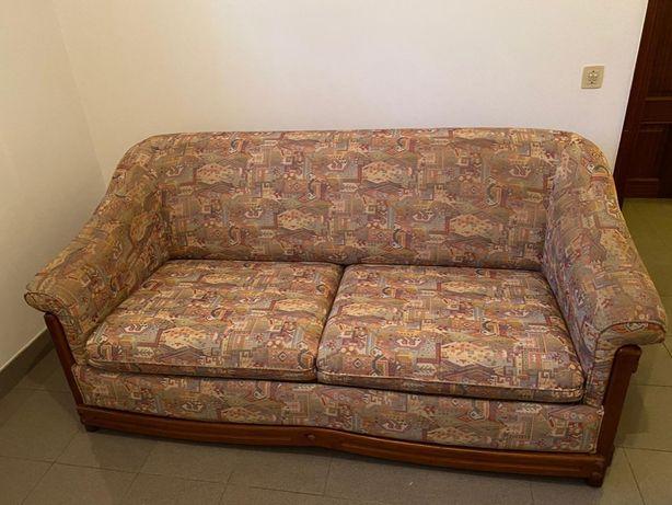 Sofá cama de 3 lugares