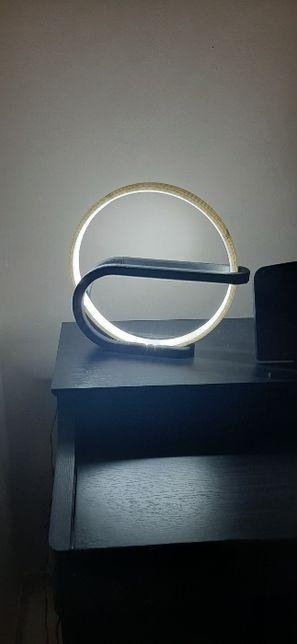 Lampa led druk 3d lampa nocna na stolik