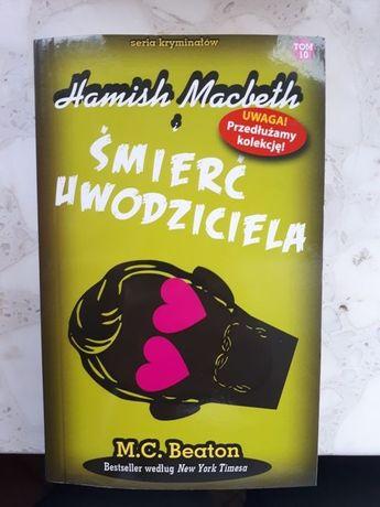 Hamish Macbeth i śmierć uwodziciela M.C. Beaton tom 10 nowa książka