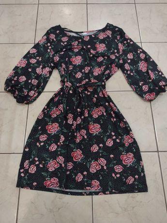 Sukienka w róże Pepco, rozm 42