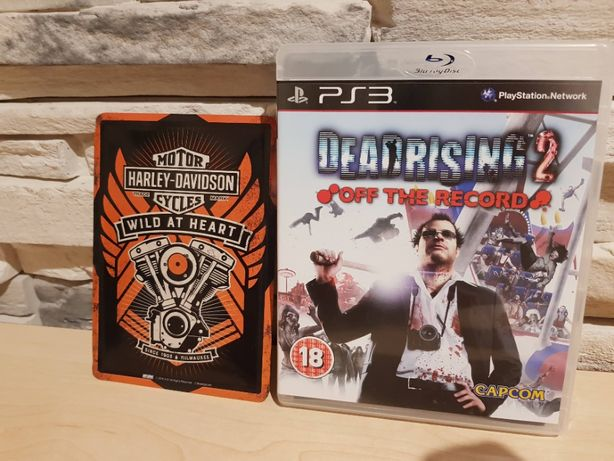 Ps3 Deadrising 2 Off The Record