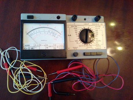 Прибор(тестер, мультиметр) измерительный 43101