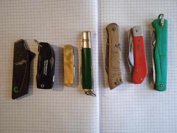 Винтажные ножи, советские, Европа