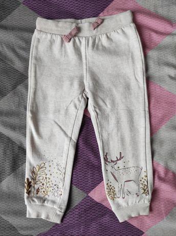 Spodnie dresowe dresy Pepco