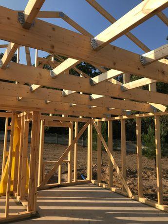 Budowa domów szkieletowych Zachodniopomorskie