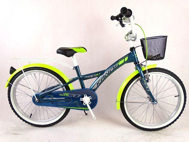 Rower dziecięcy Kands Twister dla chłopca 20''
