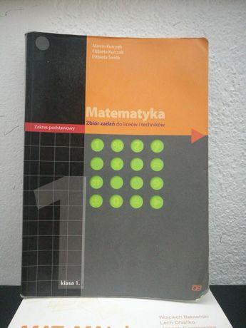 Matematyka zbiór zadań do liceum i technikum podstawa