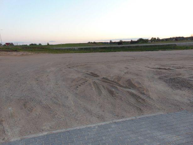 plac parking skladowisko teren tir ciezarowka wynajme wspolpraca