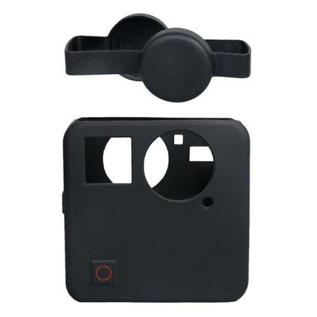 Чехол силиконовый для GoPro fusion Черный