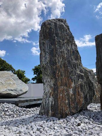 Skały gnejsowe kora kamienna dekoracyjne grys oleśnica