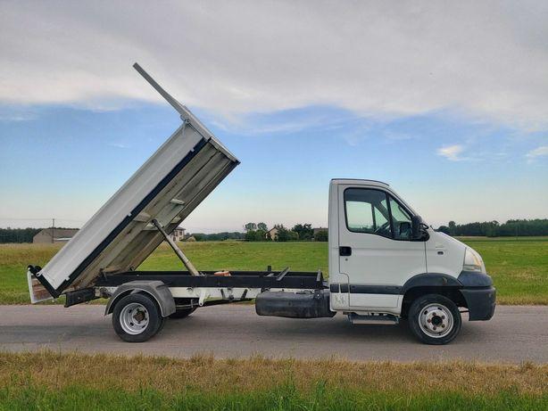 Renault Mascott 3.0 160 DXI WYWROTKA  wywrot DMC 3.5 tony miejsce HDS