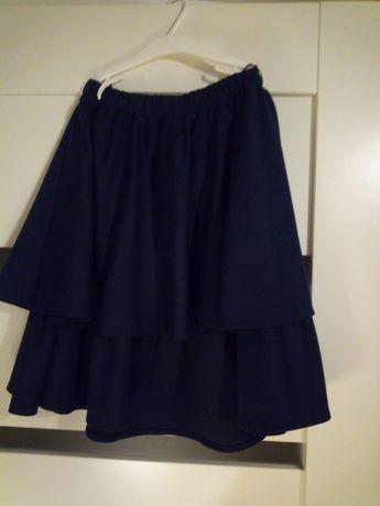 Spódnica warstwowa