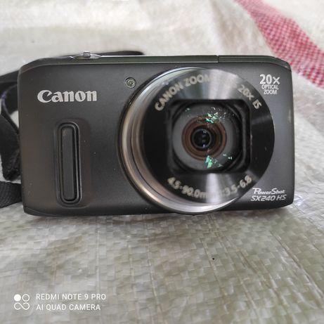 Цифровий canon  240   hs/Японія/