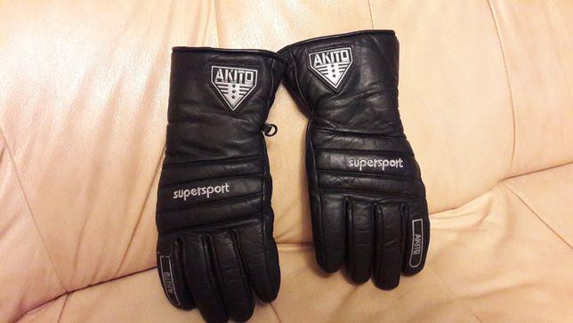 Rękawice motocyklowe AKITO roz. S