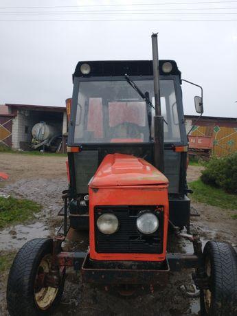Ciągnik Zetor 7011