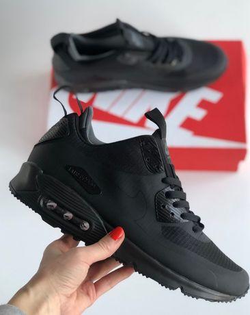 Nike Air Max 90 Termo Black